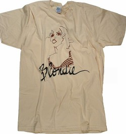 274a8ede Blondie Women's T, Shirt 1977