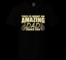 34f86ca5 Amazing Dad T Shirt Awesome Dad T Shirt fathers day .